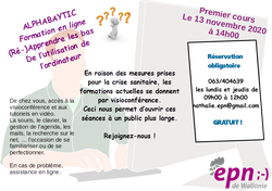 ALPHABAYTIC : formation en ligne pour débutants